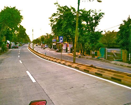 Jalan Hanoman