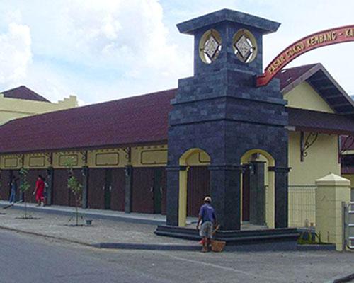 Pasar Cokro Klaten