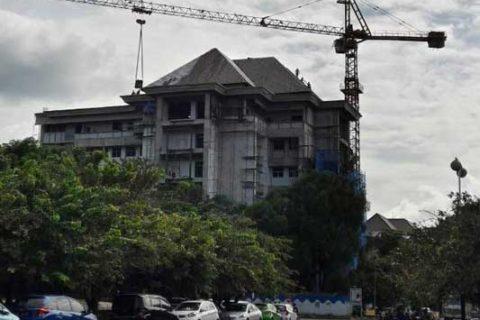 Gedung Universitas Gajah Mada